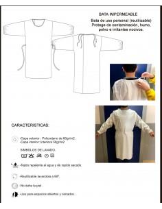 Ligero Para Hombre Algod/ón De Jersey Verano Bata Con Capucha Bata