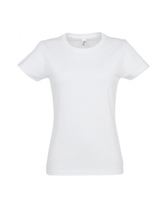 CAMISETA IMPERIAL WOMEN BLANCO