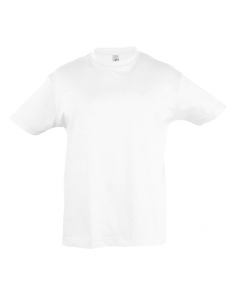 CAMISETA REGENT KIDS BLANCO
